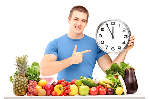 筋トレ│時間を変えただけなのに効果的食後の筋トレタイム