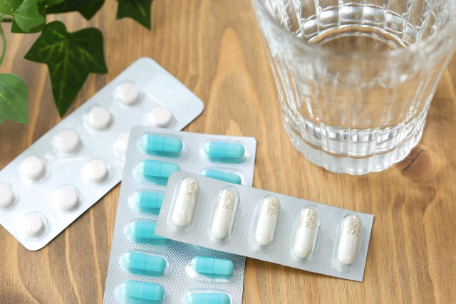 抗めまい薬で予防する