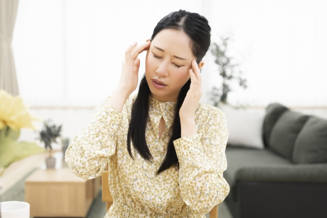 薬を飲むタイミング薬物乱用頭痛