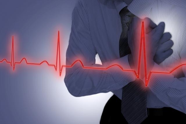 冬の心筋梗塞予防対策