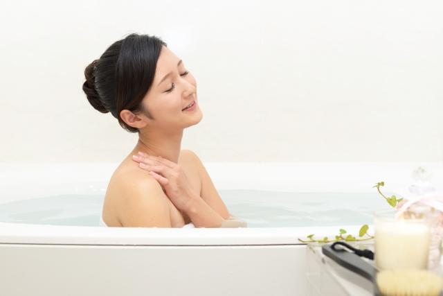 季節の変わり目疲れアロマバス入浴風呂癒しリラックス