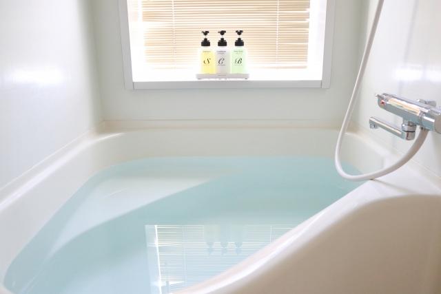 最適な入浴時間とお湯の温度