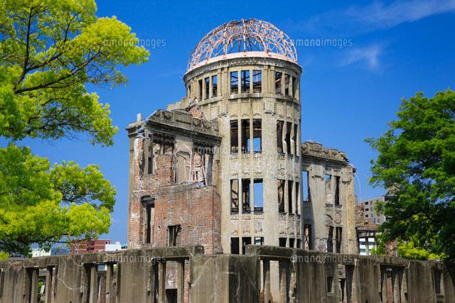 原爆ドーム(c)SHOGORO/SEBUN PHOTO