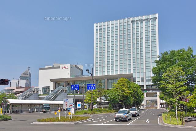 仙台駅東口とホテル・メトロポリタン仙台イースト[01088023551]の ...