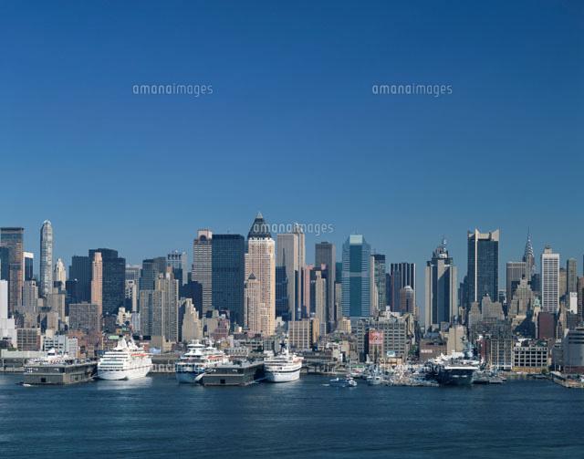 ニューヨークのビル群 アメリカ