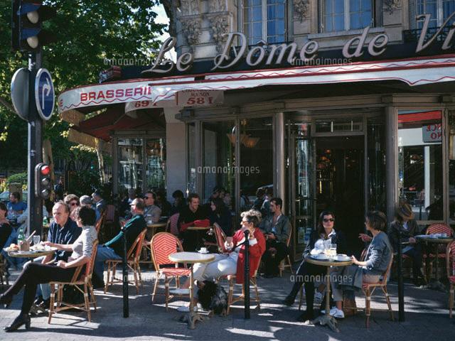 カフェ パリ フランス[014690028...