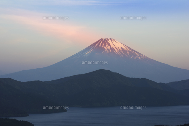 大観山より富士山