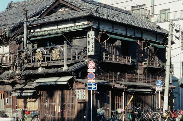 古い建物 吉原 東京都[015250005...