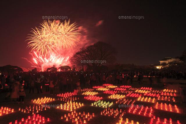 夜梅祭の偕楽園[01538013170]| ...