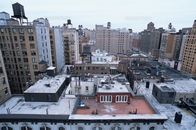 ビルから見た景色 ニューヨーク アメリカ