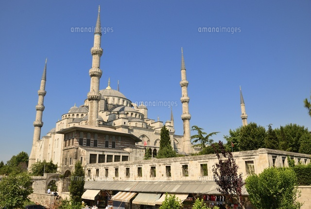 Sultan Ahmet I Mosque or Blue Mosque, Cavalry bazaar