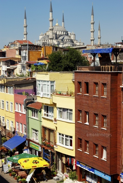 Sultanahmet district