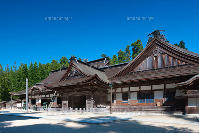 高野山の金剛峰寺