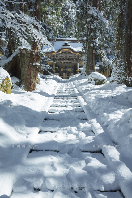 雪の永平寺