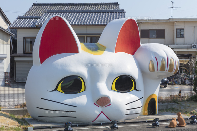 とこなめ見守り猫