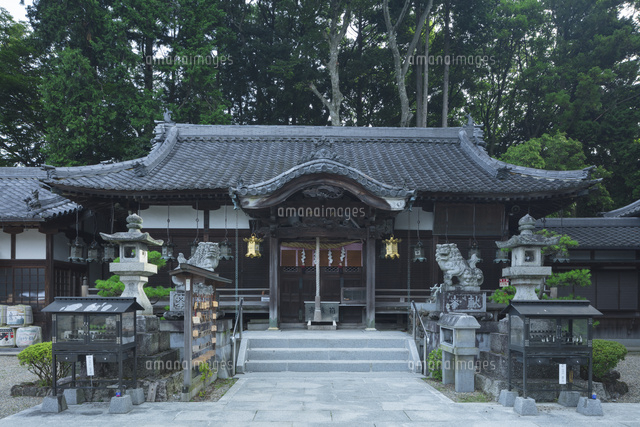 笠山荒神社