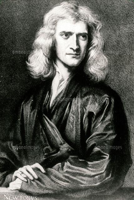 アイザック・ニュートン[0180801...