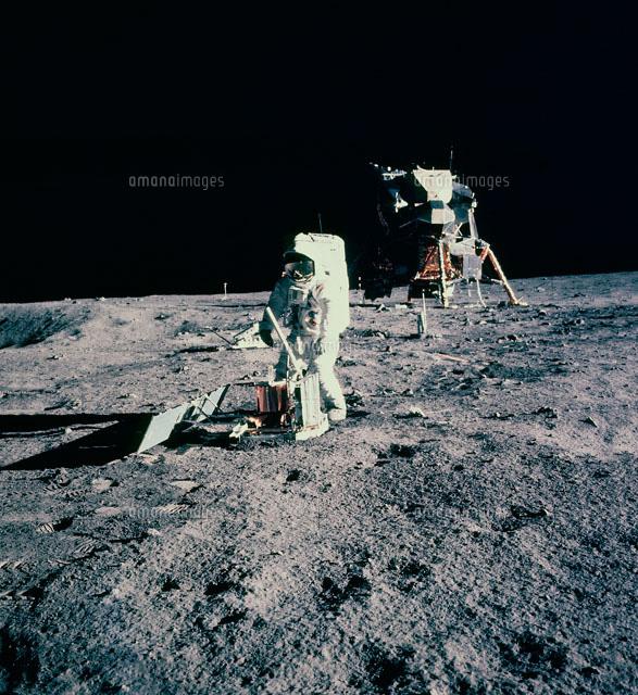 アポロ11号 月面着陸[0180801391...