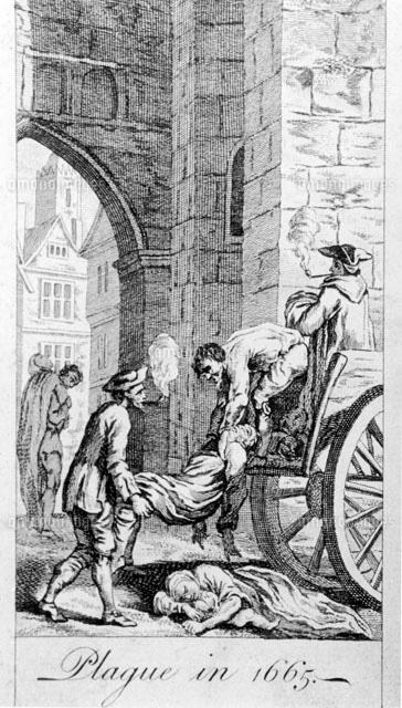 1665年のペスト[01808016955]の写真素材・イラスト素材|アマナ ...