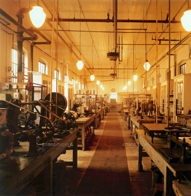 Thomas Edison's Laboratory
