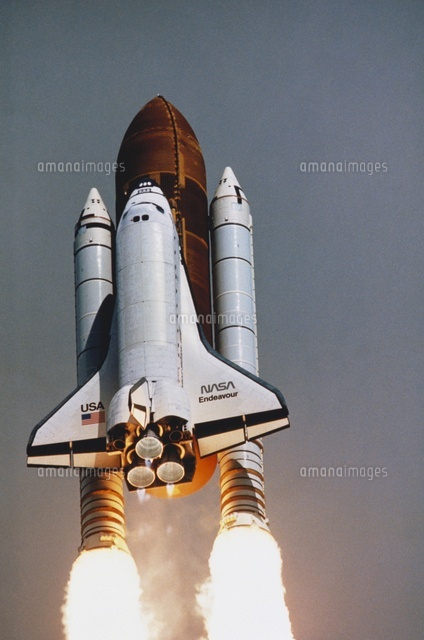 Shuttle Lift-Off