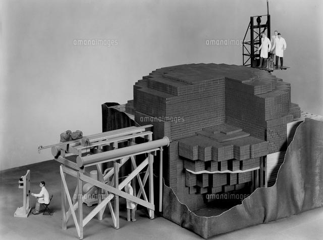 シカゴ・パイル1号 世界初の原子...