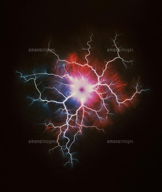 放電[01809004051]| 写真素材・...
