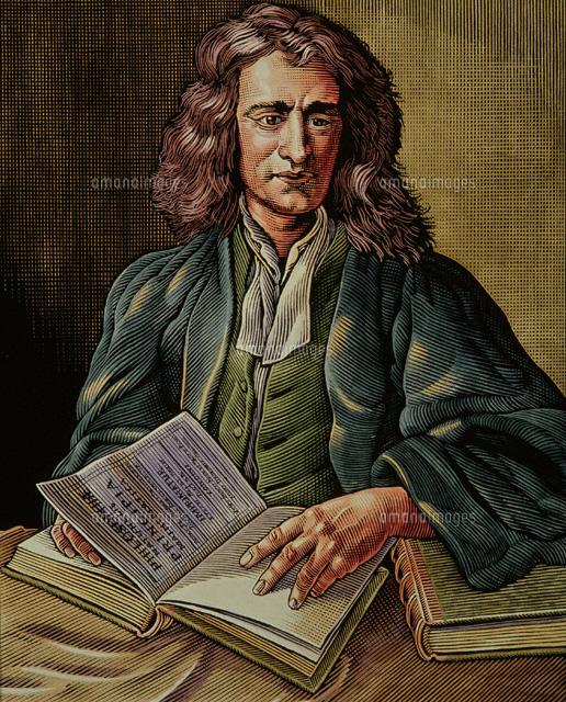 アイザック・ニュートン[0180900...