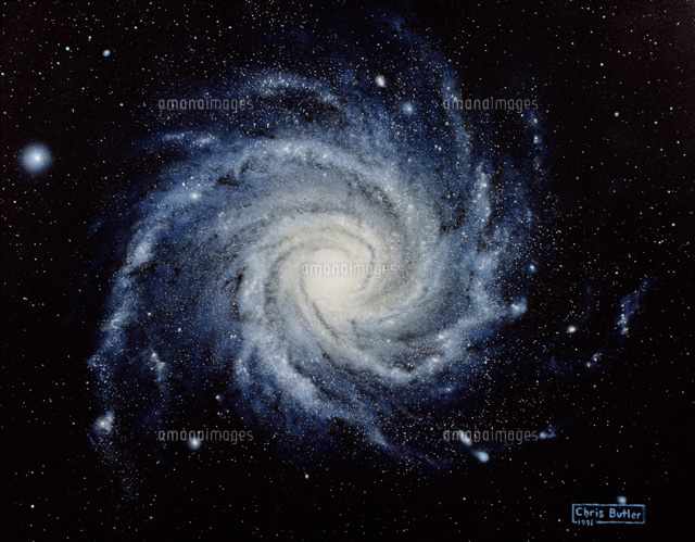渦巻き銀河[01809010827]| 写真...