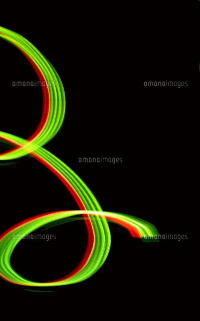 光の残像01809016858の写真素材イラスト素材アマナイメージズ