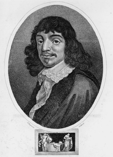 Rene Descartes,French philoso...