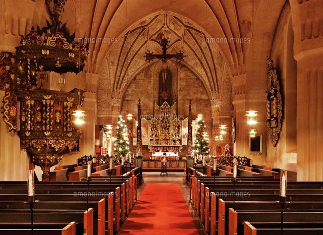 ガンメルスタードの教会街