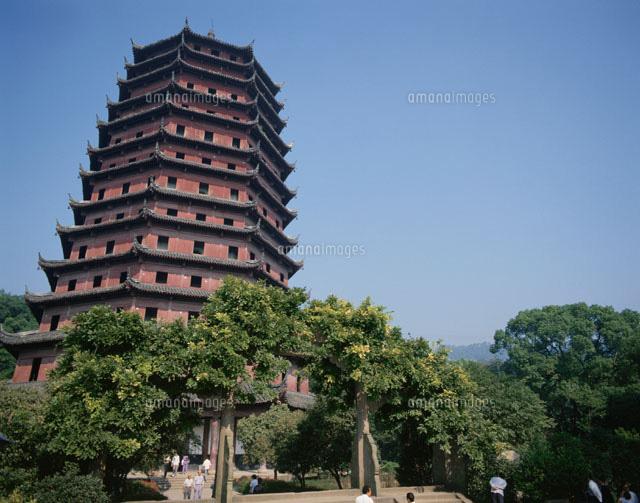 六和塔 杭州 中国[01921007521]...