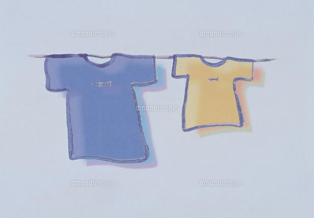 親子tシャツ02110010034の写真素材イラスト素材アマナイメージズ