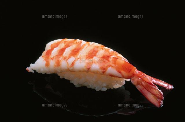 海老の握り寿司02353000022の写真素材イラスト素材アマナイメージズ