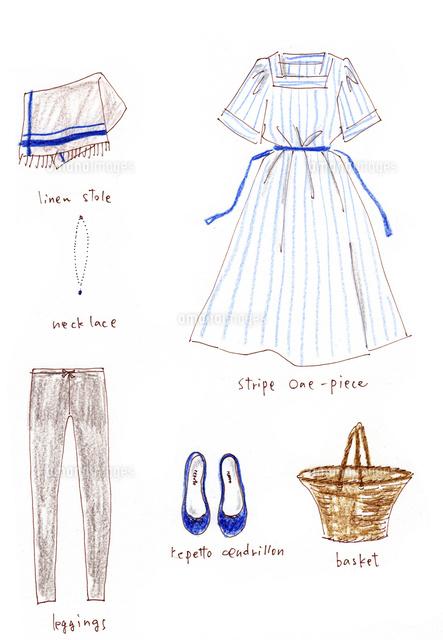 夏のファッションアイテム(c)Asterisk