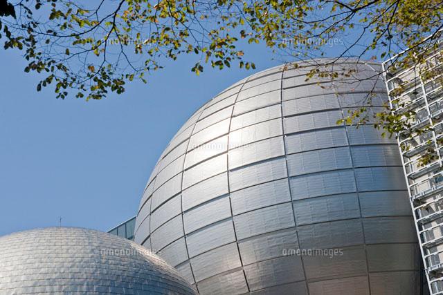 名古屋市科学館 プラネタリウム[02469000027]の写真素材