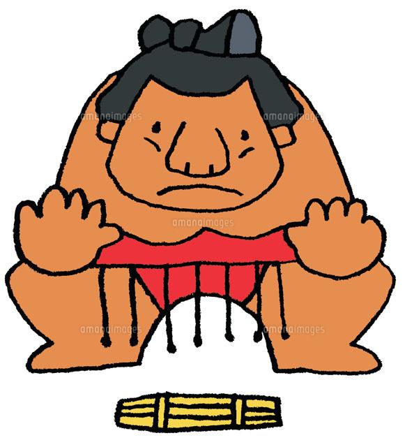 お相撲さん02482000058の写真素材イラスト素材アマナイメージズ