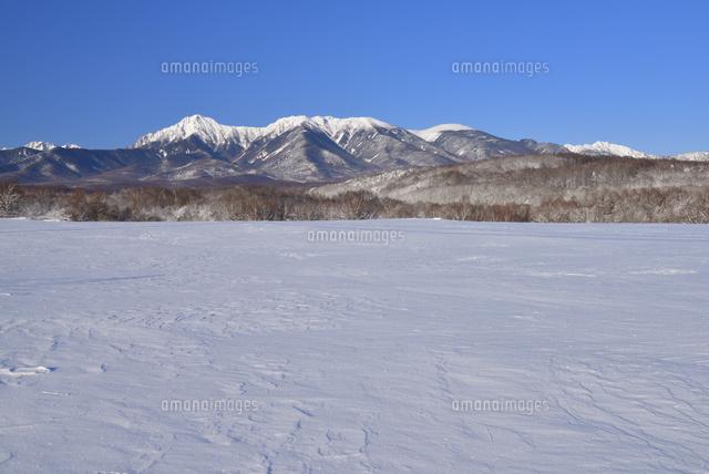 野辺山高原から望む八ヶ岳02510001086の写真素材イラスト素材