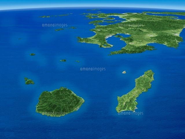 大隅諸島と九州[02614000451]| ...