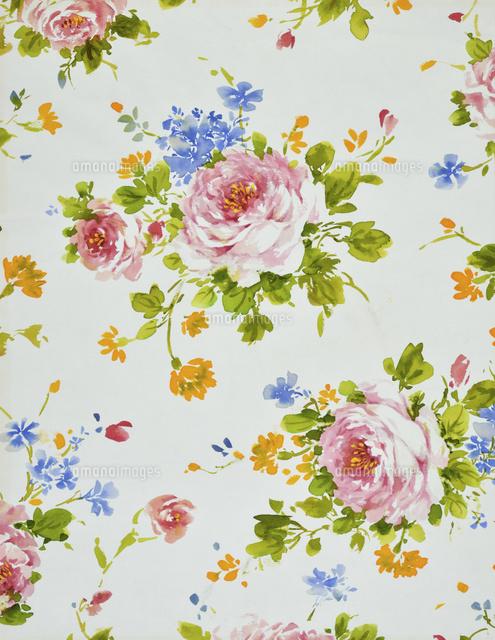 花柄テキスタイルデザイン図柄02724000022の写真素材イラスト素材