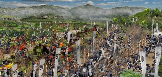 長篠城の戦い02750000030の写真素材イラスト素材アマナイメージズ
