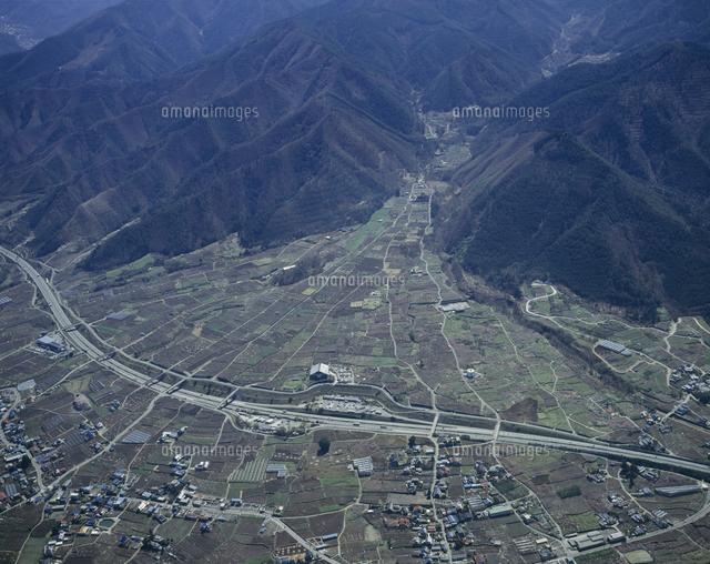 勝沼町付近と京戸川扇状地[02846...