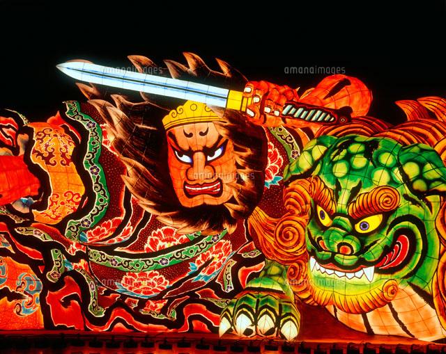青森ねぶた祭り20005002987の写真素材イラスト素材アマナ