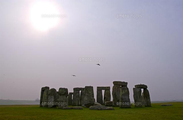 stonehenge salisbury plain in wiltshire uk attracts crowds on the
