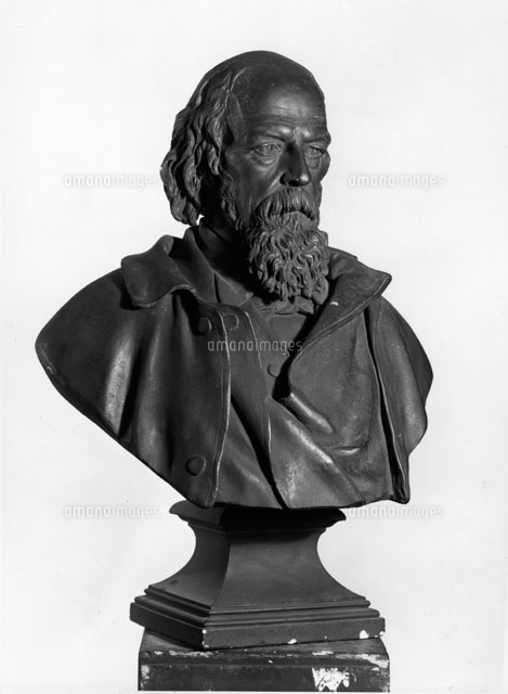 Alfred Tennyson,1st Baron Ten...