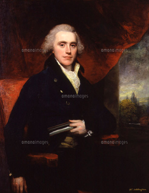 Henry Addington,1st Viscount ...