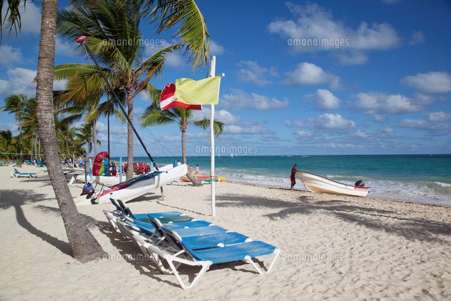 Dominican Republic Punta Cana Bavaro Beach 20053009341 写真素材 ストックフォト 画像 イラスト素材 アマナイメージズ
