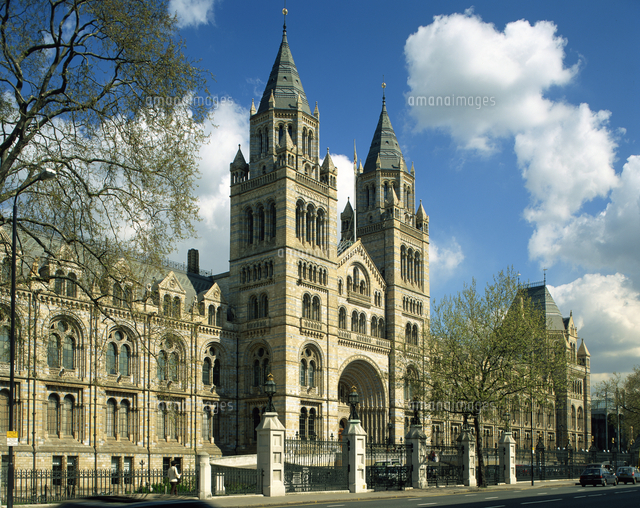 the natural history museum south kensington london england