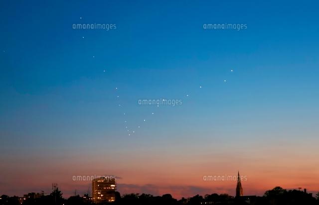 ロンドンのアマチュア天文学者 ...